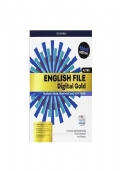English file A2/B1 digital gold