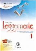Leggermente. Il mito e l'epica-Libro delle competenze. ROM. Con DVD