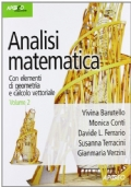 Analisi matematica - Con elementi di geometria e calcolo vettoriale Vol.2