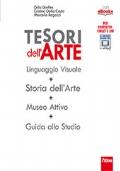 Tesori dell'arte. Linguaggio visuale-Storia dell'arte-Museo attivo-Guida allo studio. Con e-book. Con espansione online