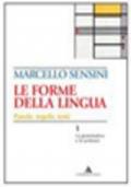 Le forme della lingua. La grammatica e la scrittura-Il lessico-Ammazzaerrori. Con espansione online