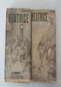BEATRICE completo 2 volumi / Onorato De Balzac edizione 1906 Salvatore Romano Editore!