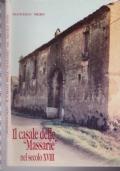 IL CASALE DELLE MASSARIE NEL SECOLO XVIII