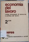 economia del lavoro - rivista trimestrale - 2 1976