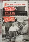 FILMCRONACHE bimestrale cultura cinematografica n. 9 - 1988