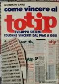 Come vincere al Totip
