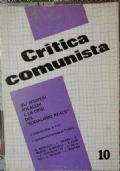 Critica comunista vol. 10 - giugno 1979