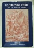 LE COLLEZIONI D'ARTE DELLA CASSA DI RISPARMIO IN BOLOGNA - I DISEGNI - I. DAL CINQUECENTO AL NEOCLASSICISMO -arte-pittura bolognese-storia