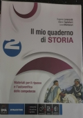 CHE STORIA CON CD E IL MIO QUADERNO DI STORIA + EBOOK 2 SU  DVD E SCARICABILE +C.D.I. (ELEMENTI INDIVISIBILI)VOLUME 2.