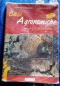BASI AGRONOMICHE per la didattica agraria ( di Vincenzo Tedeschini e Antonio Ferré scuola )