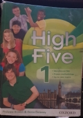 HIGH FIVE 2 STUDENT'S BOOK, WORKBOOK,EXTRABOOK