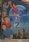 HIGH FIVE 3 STUDENT'S BOOK, WORKBOOK, EXTRABOOK