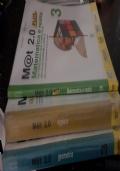 M@T 2.0 GEOMETRIA 3, ALGEBRA, MATEMATICA E REALTà,EBOOK 3.