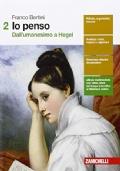 Io penso - Dall'umanesimo a Hegel Vol. 2