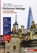 Performer Heritage - From the Origins to the Romantic Age - Vol. 1