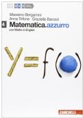 Matematica.azzurro. Con maths in english. Per le Scuole superiori. Con espansione online vol.4 Moduli N, O, Pi greco, Alfa