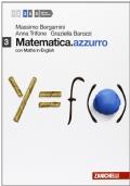 Matematica.azzurro. Con maths in english. Per le Scuole superiori. Con e-book. Con espansione online vol.3 Moduli S, L, Beta