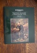 Catalogo di Dipinti del secolo XIX e XX 1981
