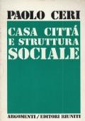 Casa città e struttura sociale