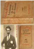 La canzone di ieri e di domani, Guido da Verona, Ed. Corbaccio 1932.