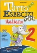 Tutto esercizi Italiano Doc 2 - Vado in terza