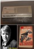 MARTE PIU', Paul J. McAuley, Cosmo, Collana di Fantascienza, Serie Argento N. 248.