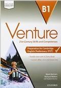 Venture b1 student's workbook openbook con cd ebook