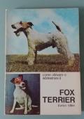 COME ALLEVARE E ADDESTRARE IL FOX TERRIER