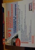 Concorso 91 istruttori servizi amministrativi categoria C Comune di Genova.