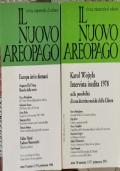 Il nuovo Aeropago - due numeri 1990-1991