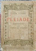 PLEIADE - Antologia delle letterature straniere