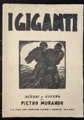 I giganti - I disegni di guerra di Pietro Morando