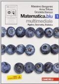 Matematica.blu.1 - Algebra, Geometria, Statistica