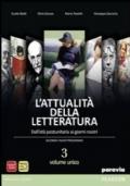 L'ATTUALITA DELLA LETTERATURA volume 3