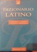 Dizionario Latino-Italiano