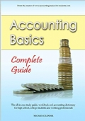 ACCOUNTING BASICS COMPLETE GUIDE