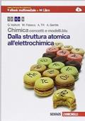 Chimica concetti e modelli.blu - Dalla struttura atomica all'elettrochimica