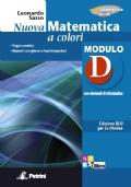 Nuova Matematica a colori - Modulo D