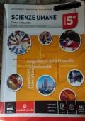 SCIENZE UMANE - VOLUME CLASSE 5 + EBOOK CORSO INTEGRATO LSU
