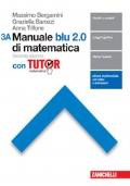 Manuale Blu 2.0 di matematica 3A3B
