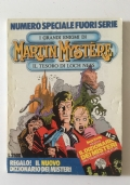 I grandi enigmi di Martin Mystere _Il tesoro di Loch Ness