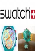 Swatch Chrono SOUND, SCL102 Made Swiss Quartz, ANNO 1993, Rif. SCL102.