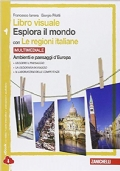 libro visuale esplora il mondo 2 regioni e stati d'europa