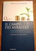 IL CAMPO DEI MIRACOLI Crisi finanziaria e nuovi modelli di sviluppo