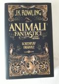 ANIMALI FANTASTICI E DOVE TROVARLI - SCREENPLAY ORIGINALE