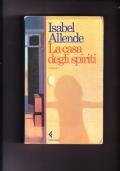 La casa degli spiriti romanzo
