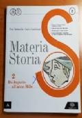 MATERIA STORIA 2 - Da Augusto all'anno Mille
