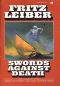 Swords Against Death [Spade contro la morte] (fantasy / sci-fi / horror / pulp short stories by Fritz Leiber) Penguin pub