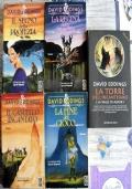 Saga dei Belgariad - lotto 5 libri saga fantasy SERIE COMPLETA Il segno della profezia - La regina della magia - La valle di Aldur (La torre dell'incantesimo) - Il castello incantato - La fine del gioco