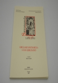 Prolegomeni ed aggiunte alla Vita di Girolamo Savonarola